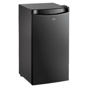 Geladeira/refrigerador 90 Litros 1 Portas Preto Ice Compact - Eos - 220v - Efb100p